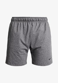 Nike Performance - DRY SHORT - Pantalón corto de deporte - black/heather - 4
