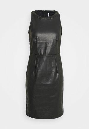 ONLPIPER DRESS - Kjole - black