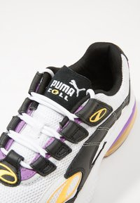 Puma - CELL - Trainers - white/purple - 5