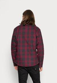 Vintage Industries - HEAVYWEIGHT - Light jacket - burgundy - 2