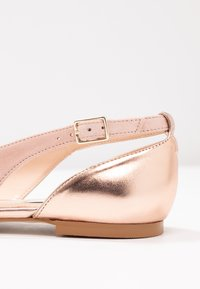 KIOMI Wide Fit - Ballet pumps - nude - 2