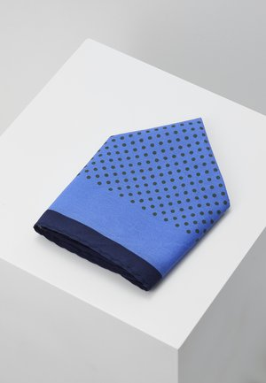 HANKIE BOX - Pocket square - skyway