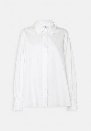 SOPHIE - Button-down blouse - white