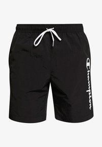 Champion - Swimming shorts - black - 2