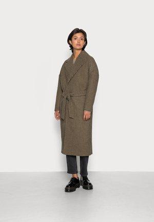 POPPY LAPEL COAT  - Classic coat - kelp