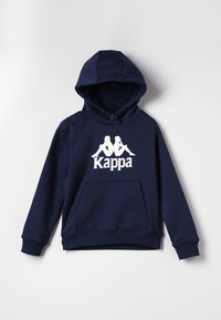 Kappa - TOPEN UNISEX - Sports shorts - navy - 0