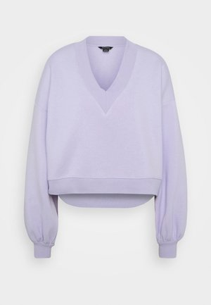 STELLA - Sweatshirt - purple