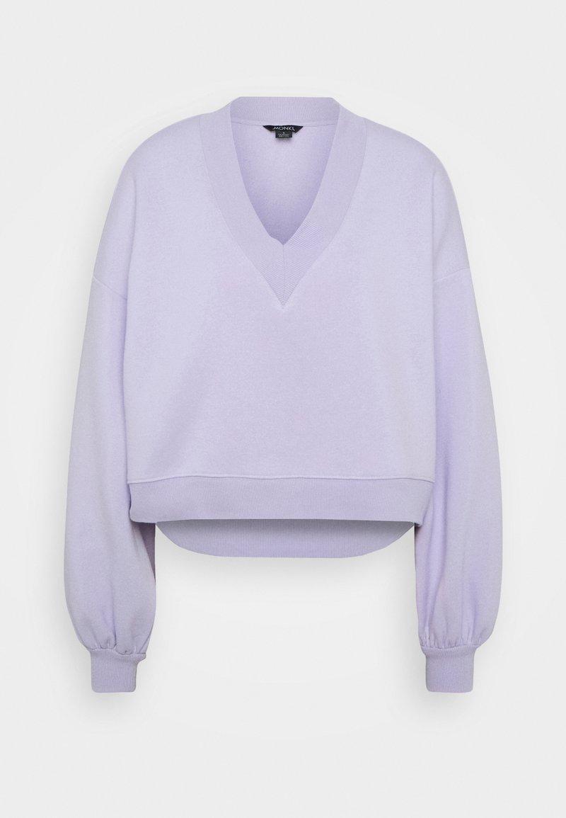Monki - STELLA - Sweatshirt - purple