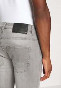 INDICODE JEANS - PITTSBURG - Slim fit jeans - light grey - 4