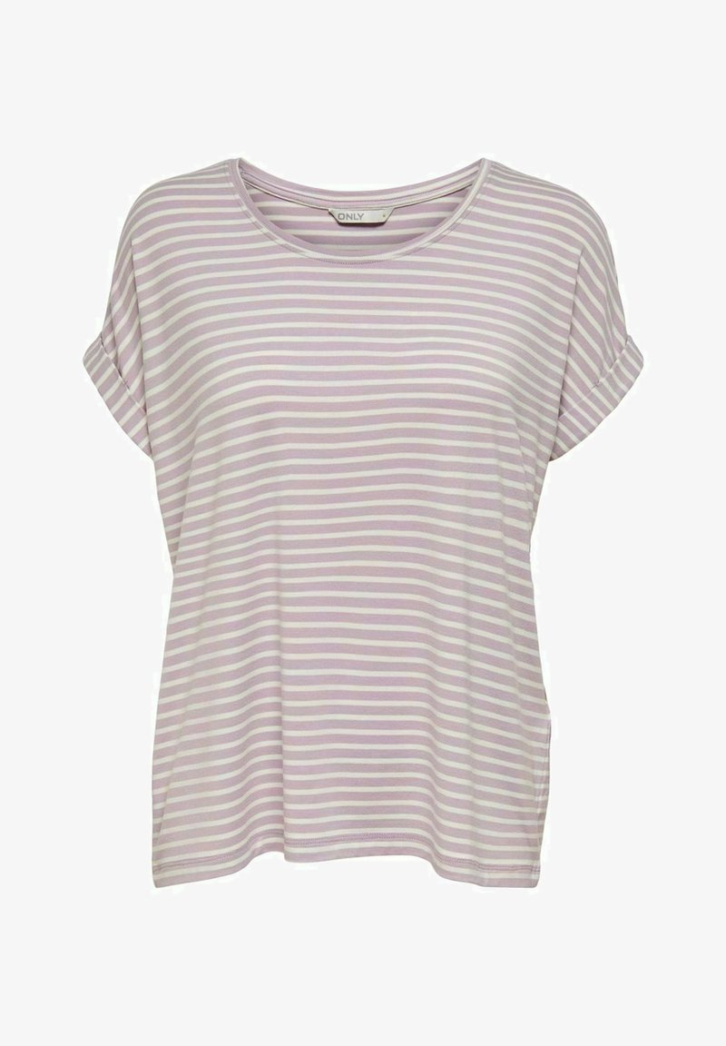 ONLY - Print T-shirt - lavender frost