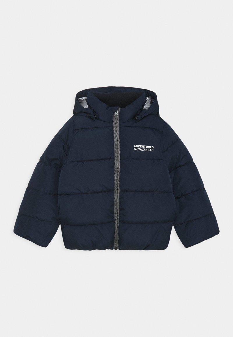 Name it - NMMMILTON PUFFER - Winter jacket - dark sapphire