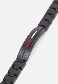 Tommy Hilfiger - ICONIC BRACELET - Bracelet - black - 2