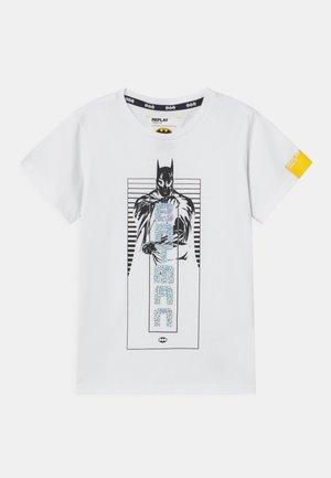 BATMAN TEE - T-shirt print - white