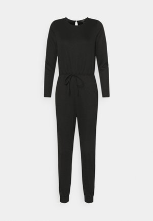 TIE DYE LOUNGE - Jumpsuit - black
