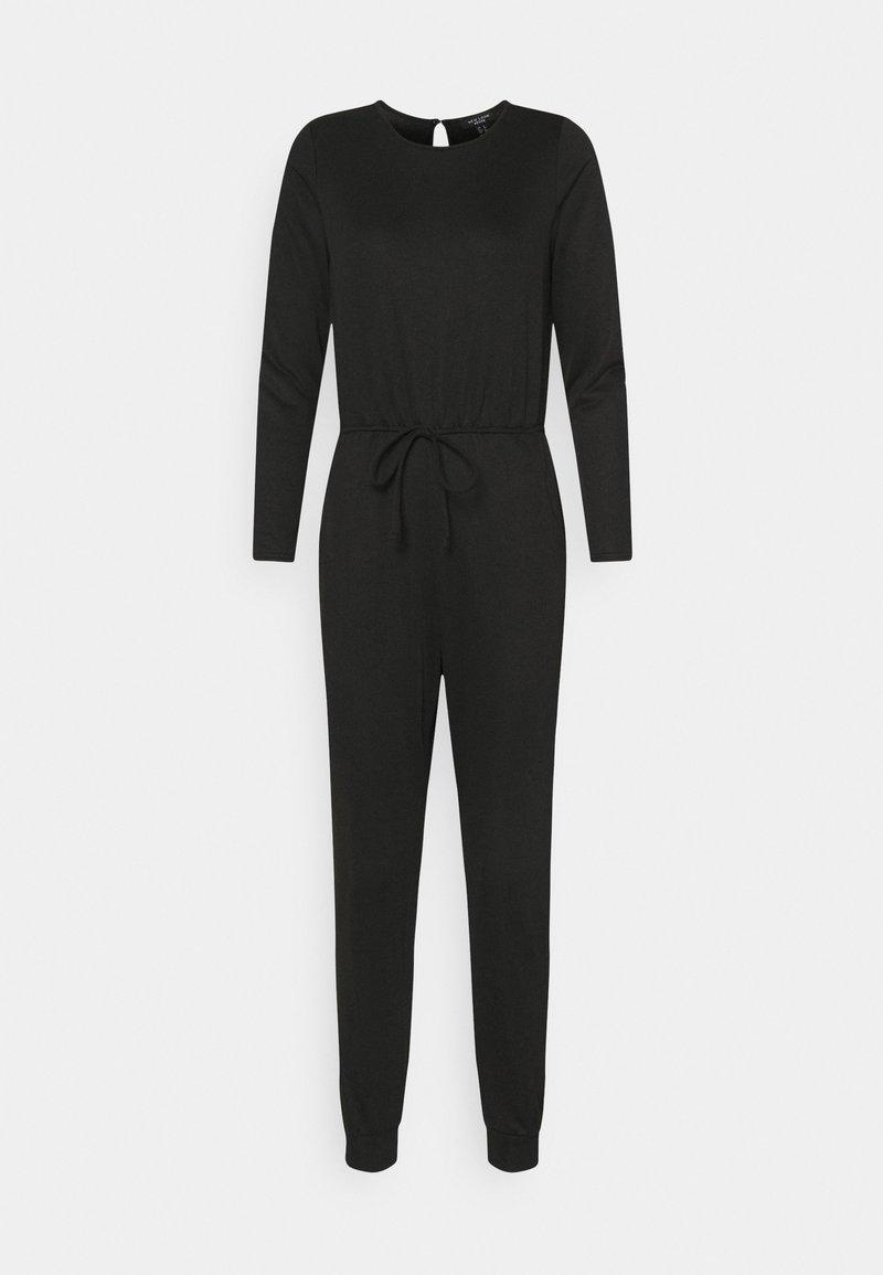 New Look Petite - TIE DYE LOUNGE - Jumpsuit - black