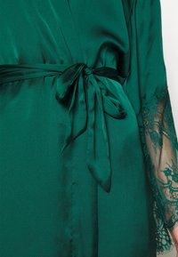 Hunkemöller - KIMONO - Dressing gown - atlantic deep - 5