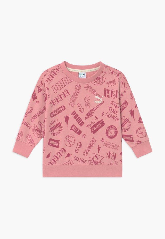 CREW - Sweatshirt - dusty pink