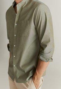 Mango - JACKSON - Shirt - khaki - 5