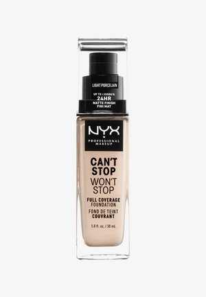 CAN'T STOP WON'T STOP FOUNDATION - Fondotinta - 1-märz light porcelain
