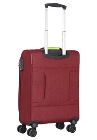 Hardware - REVOLUTION - Wheeled suitcase - bordeaux - 1