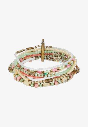 PETIT GLAMOUR - Armbånd - pastel/multi/antique