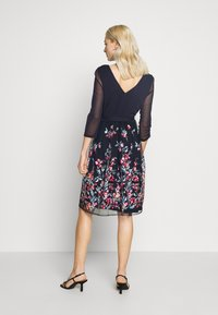 Esprit Collection - DRESS - Cocktail dress / Party dress - navy - 2