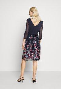 Esprit Collection - DRESS - Koktejlové šaty/ šaty na párty - navy - 2