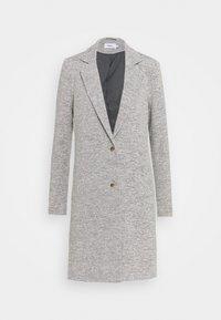 ONLY Tall - ONLCARRIE LIFE COAT - Klasický kabát - light grey melange - 4