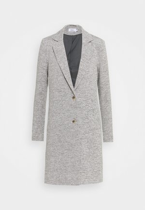 ONLCARRIE LIFE COAT - Mantel - light grey melange