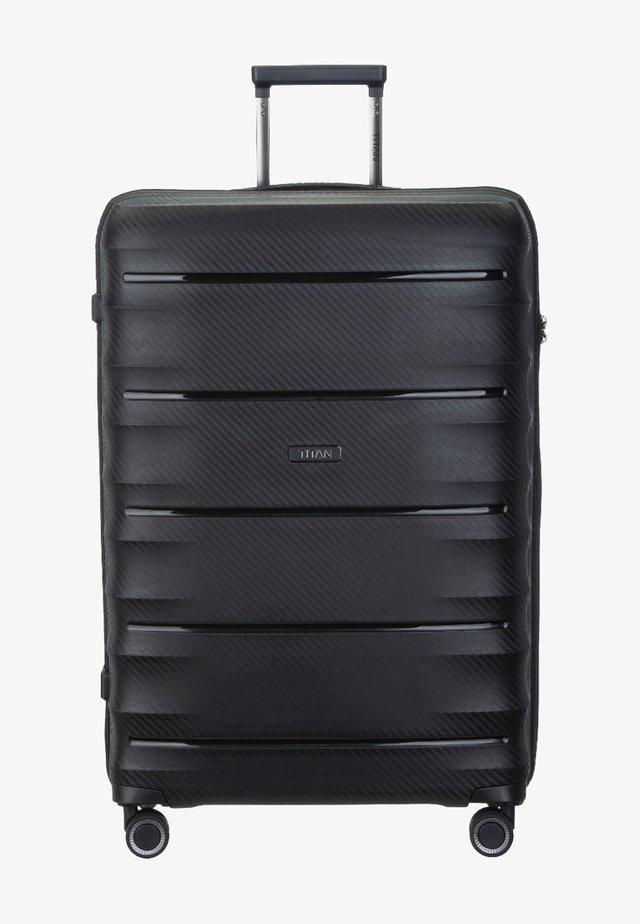 HIGHLIGHT  - Valise à roulettes - black