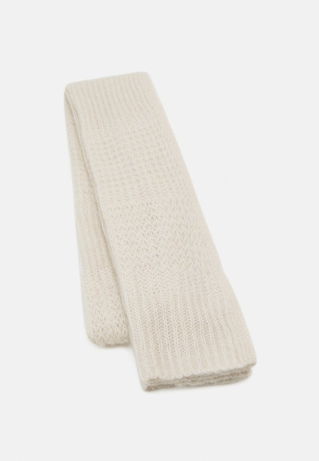 LEA SCARF - Schal - ivory
