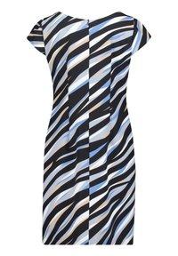 Betty Barclay - Shift dress - dark blue/beige - 3