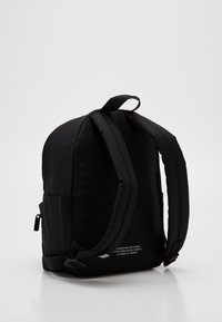 adidas Originals - SMALL ADICOLOR BACKPACK - Rucksack - black - 1