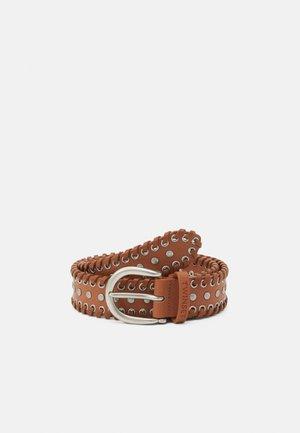 BELT - Waist belt - cuoio