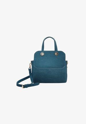 HILANA - Tote bag - bleu