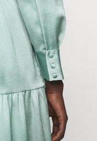HUGO - KIMUSA - Cocktail dress / Party dress - light/pastel green - 5