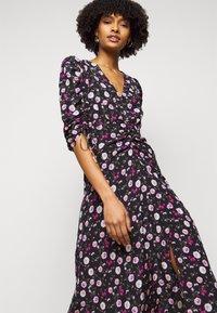 The Kooples - DRESS - Day dress - black/pink - 3