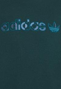 adidas Originals - CREW UNISEX - Sudadera - wild teal - 6