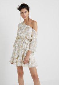 Rachel Zoe - FLORA DRESS - Cocktail dress / Party dress - ecru - 0