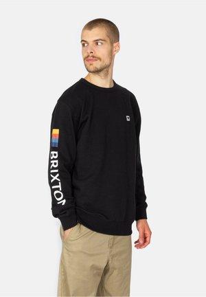 ALTON - Sweater - black