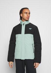 Hi-Tec - BRENDON PADDED COAT - Winter jacket - granite green - 0