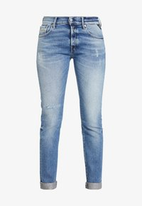 Replay - JOPLYN - Straight leg jeans - light blue - 4