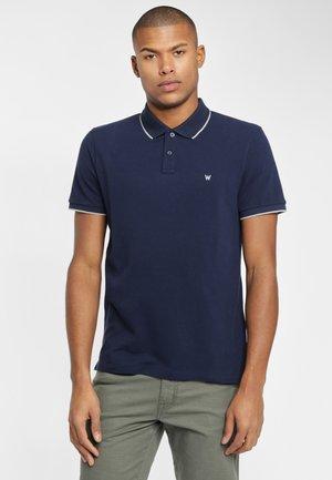 SS PIQUE - Polo shirt - navy