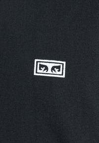 Obey Clothing - EARTH CRISIS - Printtipaita - off black - 2
