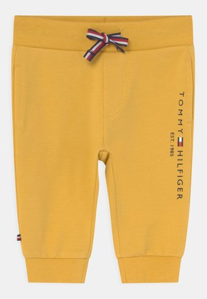 BABY ESSENTIAL UNISEX - Trousers - yellow
