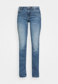 Guess - SEXY BOOT - Flared Jeans - blue denim - 4