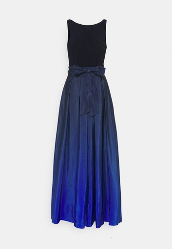 AGNI SLEEVELESS EVENING DRESS - Trikoomekko - sapphire star