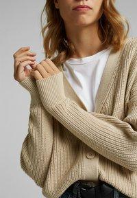 edc by Esprit - COO - Cardigan - beige - 5