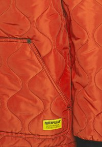 Caterpillar - ICONIC JACKET - Light jacket - dark orange - 2