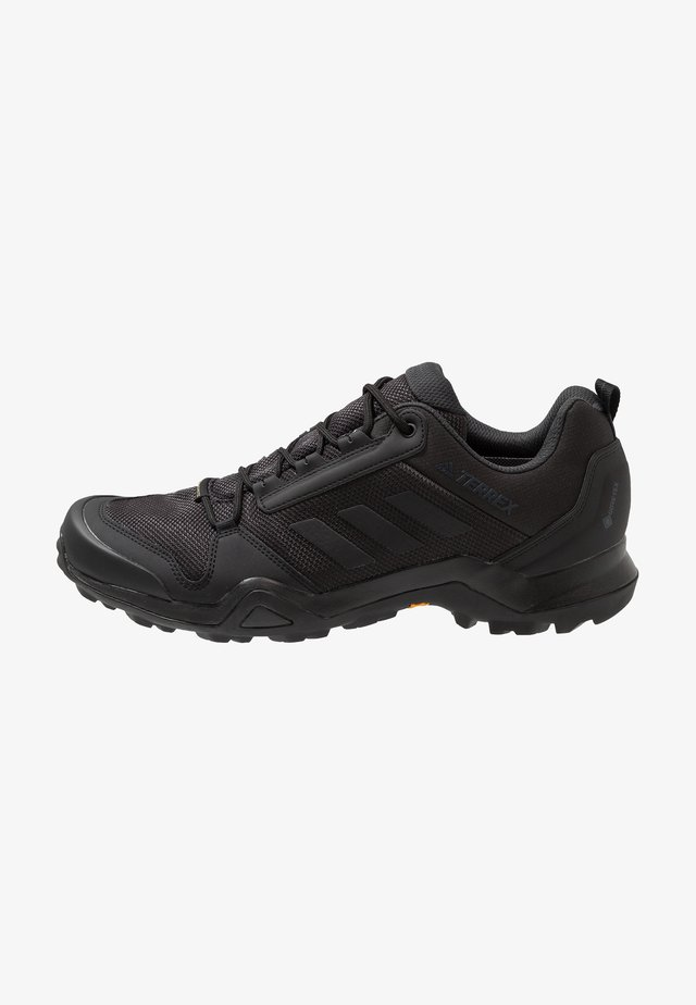 TERREX AX3 GTX - Hiking shoes - clear black/carbon